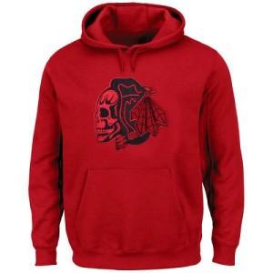 Men's Chicago Blackhawks Hoodie - Red