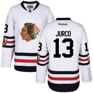 Men's Chicago Blackhawks Tomas Jurco Reebok Replica 2017 Winter Classic Jersey -