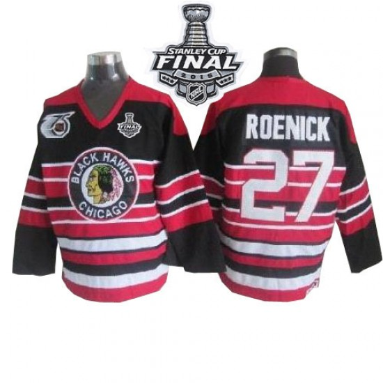 champion patch mens chicago blackhawks jeremy roenick ccm authentic 75th patch throwback 2015 stanley cup patch jersey